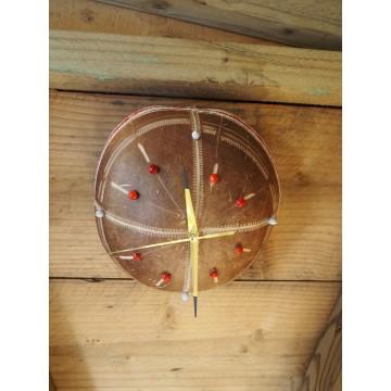 Objets Décoratifs-horloges-Créations artisanales Guadeloupe